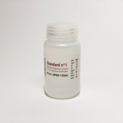 Calibration Standard 10 mg/L ión Silver 100mL